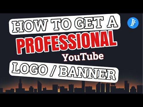 HOW TO GET A PROFESSIONAL YOUTUBE LOGO OR BANNER!!! IceFlyer391