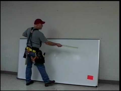how-to-install-a-markerboard---mooreco-/-balt-/-best-rite
