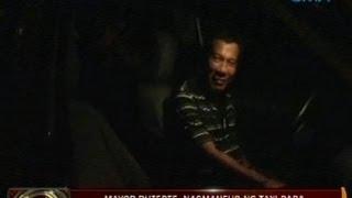 24Oras: Mayor Duterte, nagmaneho ng taxi para malaman daw ang sitwasyon sa Davao City
