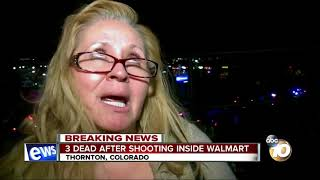 3 dead after shooting in Colorado Walmart