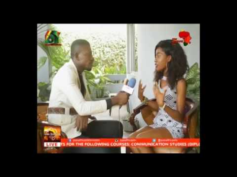 Pan African TV interviews with Alice Odame of Alima