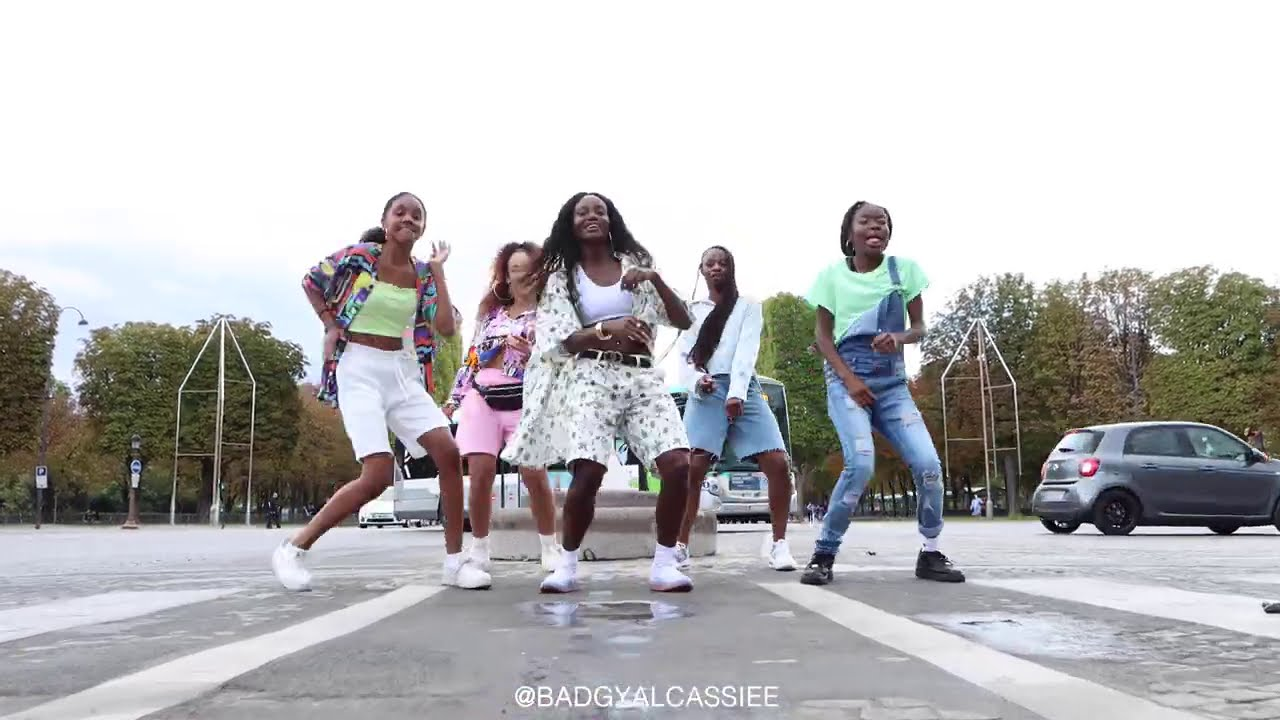 Rema - Woman dance choreography by @badgyalcassiee