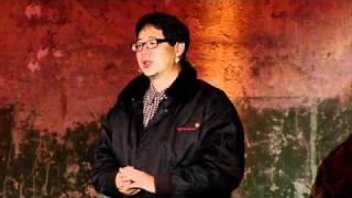 台灣空拍家園: Po-lin Chi (齊柏林) at TEDxTaipei 2011