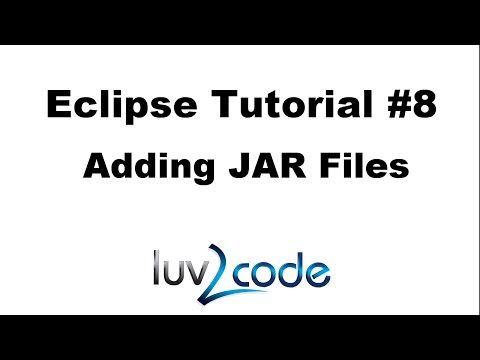 java-eclipse-tutorial---part-8:-adding-jar-files