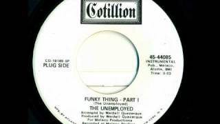 Play Funky Thing--Part 1