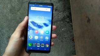 Vivo Y71 18:9 Full View Display, Matte Black, 32 GB 4g+4g review