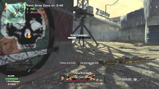 CoD: MW3 - Road to Gold Model 1887 Ep.1 - So It Begins...