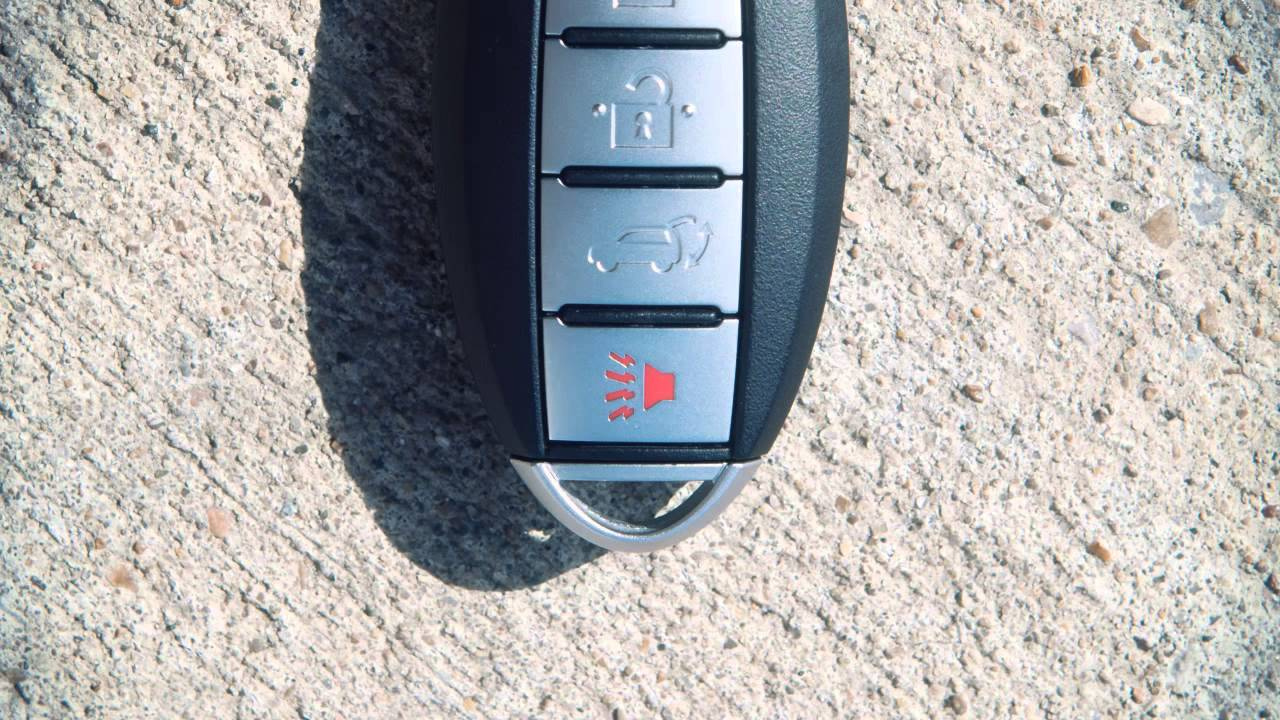 2013 Infiniti Fx Intelligent Key 174 Amp Locking Functions
