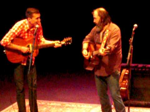 """Steve Earle with Justin Townes Earle """"Mr. Mudd+ Mr. Gold"""" LIVE @ The Egg, Albany, New York"""