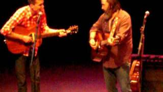 "Steve Earle with Justin Townes Earle ""Mr. Mudd+ Mr. Gold"" LIVE @ The Egg, Albany, New York"