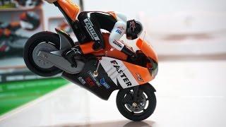 Mini RC Racing Super Bike Review