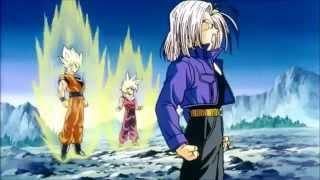Dragon Ball Z and Naruto Hot N*gga