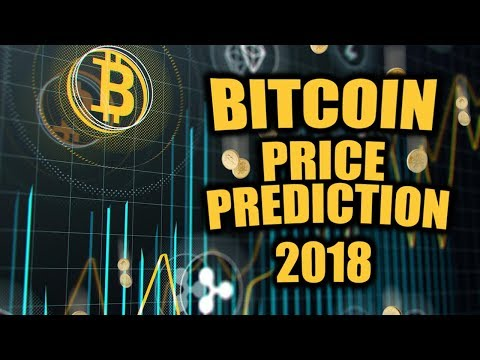 BITCOIN PRICE PREDICTION 2018! HOW LOW WILL BITCOIN GO??