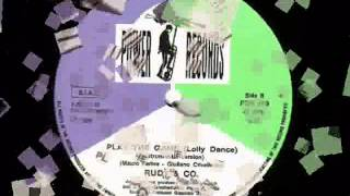 RUDY & CO. - PLAY THE GAME (LOLLY DANCE) (℗1986)