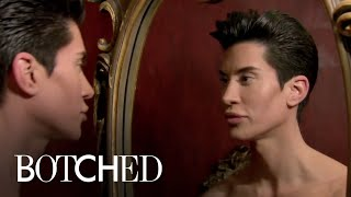 Human Ken Doll Designs Leg Implants | Botched | E!