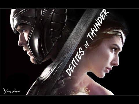 Thor & Wonder Woman || Heartbeat (Diana Prince & Thor)