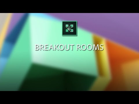 Breakout Rooms In Adobe Connect