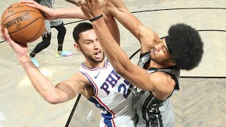 Brooklyn Nets vs Philadelphia 76ers Full Game Highlights | January 20, 2019-20 NBA Season