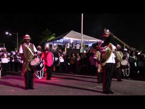 Goombay Summer Festival 2016 Sept 3rd Royal Bahamas Police Band