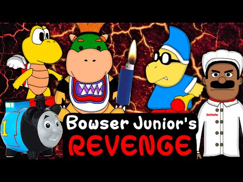 SML Movie: Bowser Junior's Revenge! Animation