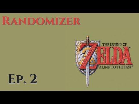 Link to the Past Randomizer: Ep 2 (Tournament Race)