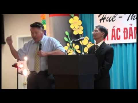 Liên Thành  tra loi Nguyễn Phước Đáng San Jose-09-24-2011