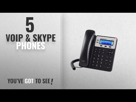 Top 10 Voip & Skype Phones [2018]: Grandstream GXP-1625 SIP-phone