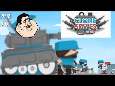 CLONE ARMIES challenges: colonel 2
