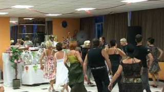 STARLIGHTANIMATION TEXAS STOMP soirée à thème Country Anniversaire de Maryse