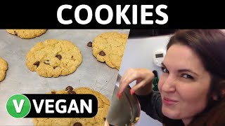 How To Make Vegan Cookies - Snickerdoodle & Macadamia White Chocolate Chip!