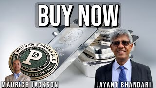 Jayant Bhandari | Where To Invest - Stocks, Gold, Silver, and Yourself