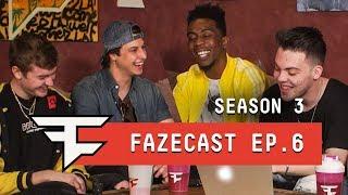 DESIIGNER IS WINNING THE FORTNITE EVENT! - #FaZeCast S3E6