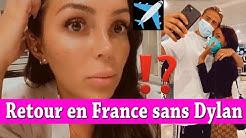 FIDJI QUITTE DYLAN ET DUBAÏ POUR RENTRER EN FRANCE? ELLE DÉVOILE LES RAISONS