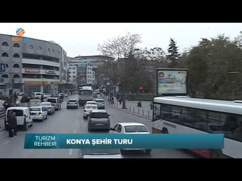 Turizm Rehberi - Konya Şehir Turu - 20 Kasım 2014
