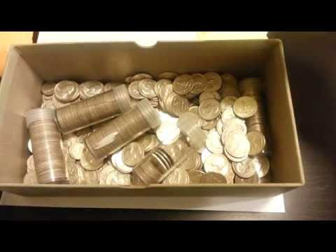 70+ OZ's of 90% Constitutional Junk Silver Coins - GOT JUNK?