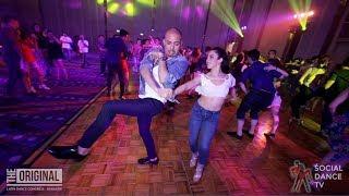 Adolfo & Lorenita - Salsa social dancing | The Original Latin Dance Congress 2019 (Bangkok)
