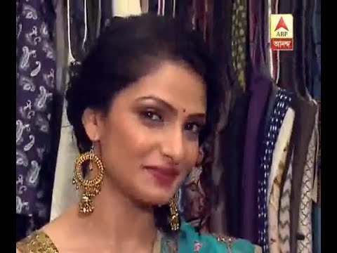 Watch: Special Durga Pujo Outfit of Actress Tanusree Chakraborty