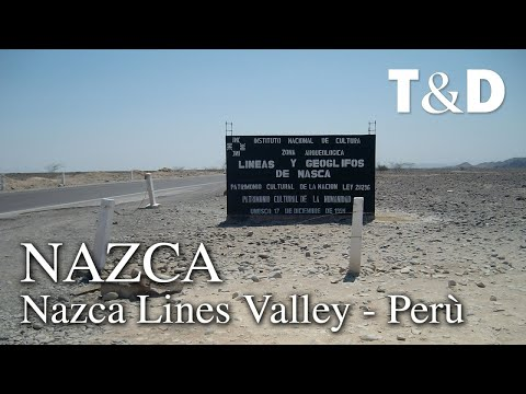 Nazca Tourism Guide - Nazca Lines Valley Perù - Travel & Discover