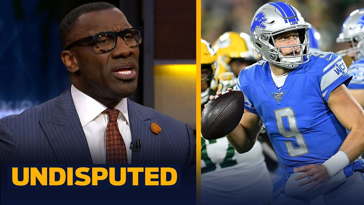 Lions only have themselves to blame for loss to Packers — Shannon Sharpe | NFL
