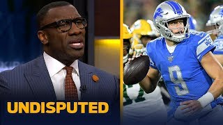 Lions only have themselves to blame for loss to Packers — Shannon Sharpe | NFL | UNDISPUTED
