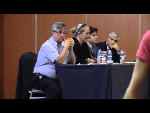 Dual Plenary Session: Oil and Gas Transport Issues (Part 2/2)