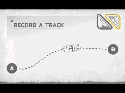 Minn Kota i-Pilot Record A Track