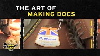 dr martens manufacturing