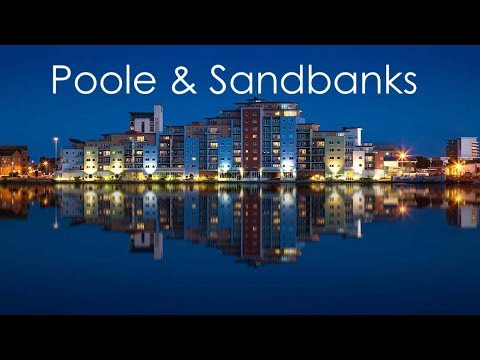 UK: Poole Quay & Sandbanks - Dorset