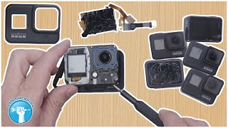 "I Bought 6 ""Unfixable"" GoPro's - Are They Really Unfixable?"