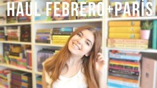 BOOK HAUL | Febrero + París