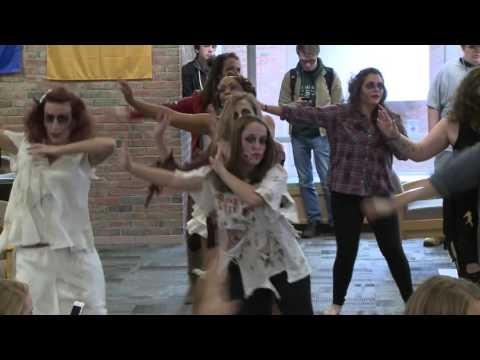 MCC Flashmob Dance Class 201-Jazz  210-Repertory