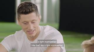 Robert Lewandowski | Szybka piłka: Piłka | Cartoon Network