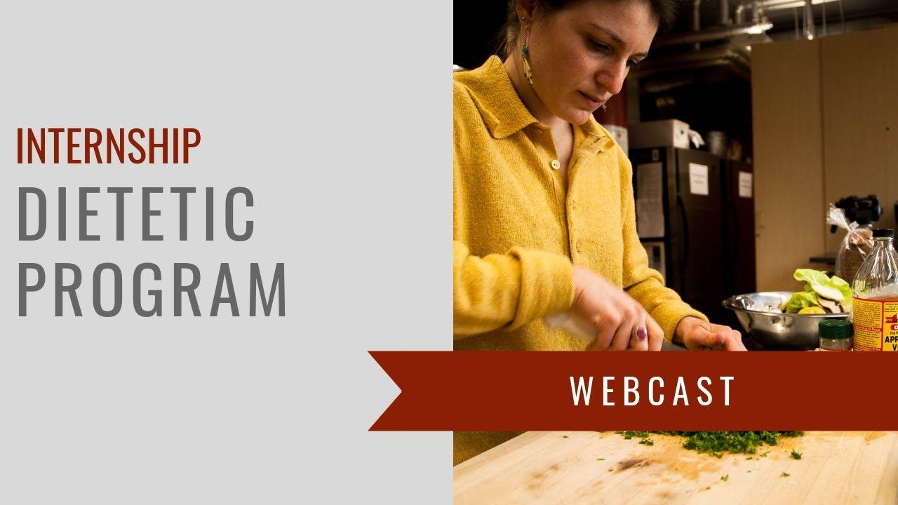 Bastyr University's Dietetic Internship Program