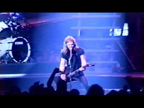 Metallica - Providence, RI, USA [1992.02.29] Full Concert